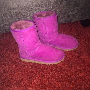 Authentic Size 3 Uggs